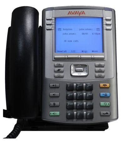 Nortel Avaya 1140e IP phone