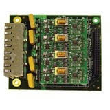 AVAYA IPO 500 SINGLE T1/PRI card