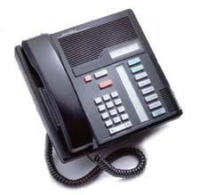 Nortel Norstar Meridian M7208 speakerphone