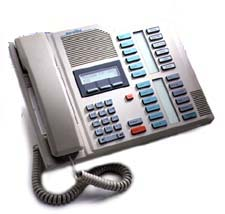 Nortel Norstar Meridian M7324 speakerphone