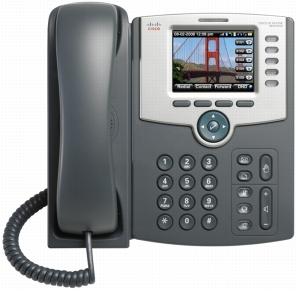 Cisco SPA525G IP phone