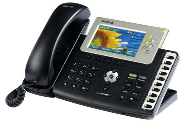 Yealink T38G IP phone