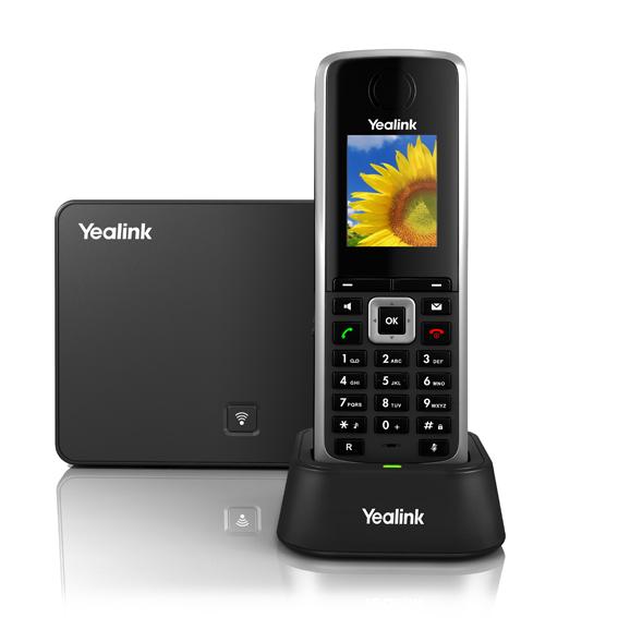Yealink W52P IP cordless phone