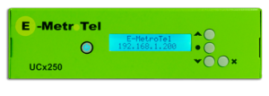 UCx250 IP-PBX phone system