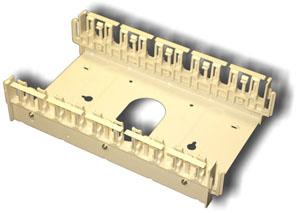 BIX 10A wall mounts