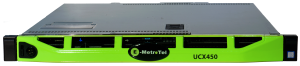 EMetrotel UCx450 IP PBX phone system